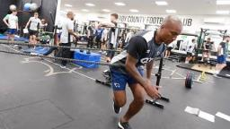 BEHIND THE TEAM | Strength & Conditioning