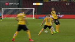 Raiffeisen Super League 22. Spieltag GC-YB 2:3