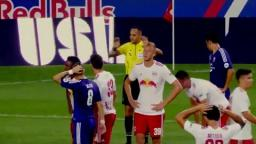 VAR - First in-game use of Video Assistant Referee