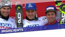 Feuz grabs downhill title as Austrians tie for race win in Are | Highlights