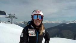 Prix du meilleur espoir romand 2016: Mélanie Meillard, ski alpin